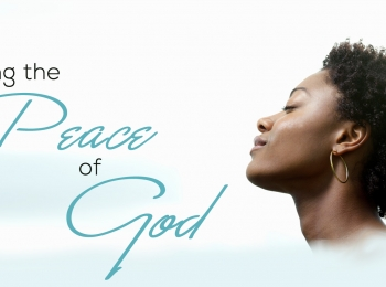 Knowing the peace of God